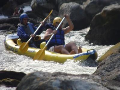 No produto CANOAGEM DUCK, oferecido no Rio Macaé, localizado na estrada  serra mar km 7 – localidade do encontro dos rios macaé e bonito, Lumiar  quinto ... 03f695b4ca